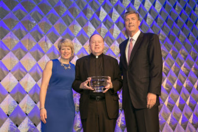 "Big Brothers Big Sisters of Massachusetts Bay Hosts ""Big of the Year"" Gala, Honoring Boston College President William P. Leahy, SJ"