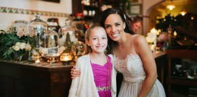 Making a Difference on the Cape: Gabrielle & Emma