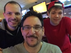 Mentoring Real Life Stories: Meet a 3rd Generation Match from Boston