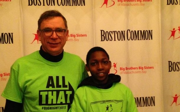 Mentoring Real Life Story: From School to State House | Big Brothers