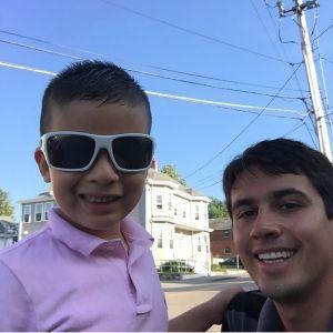 Randy and Luis Hispanic Heritage Month