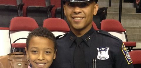 National Police Week Spotlight: Big in Blue Mentor, Michael Andrade