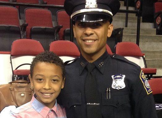 National Police Week Spotlight: Big in Blue Mentor, Michael Andrade