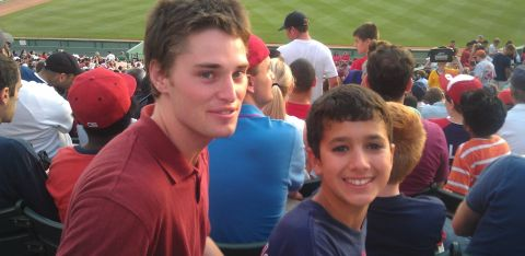 Match Spotlight: Meet Nick and Evan- Almost 11 Years Strong!