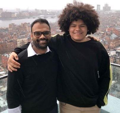 National Volunteer Week: Meet Bhanu