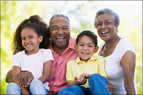 Mentoring Real Life Story: An Ode to Grandparents