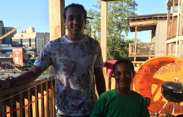 Mentoring Real Life Stories: Chaney and Kaden