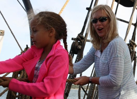 Moms Can Be Mentors Too! Mentoring Real Life Stories on Martha's Vineyard