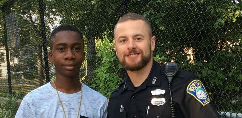 Mentoring Real Life Stories: Bigs in Blue Officer Seth Makes a Difference