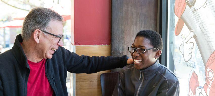 Mentoring Real Life Story: Scott & Malik