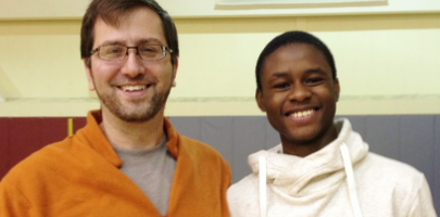 A Little Brother's Ambitous Journey from West Africa to Boston