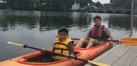 Real Life Mentoring Story for Hispanic Heritage Month: Luis and Randy