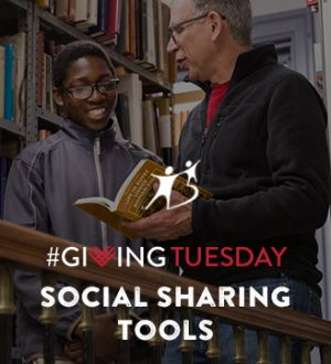 Giving Tuesday Social Sharing Guide