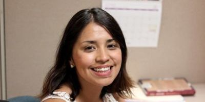Hispanic Heritage Month Staff Feature: Itzel Delgado