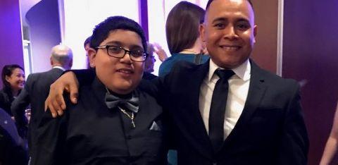 Hispanic Heritage Month Match Feature: Octavio and Julian
