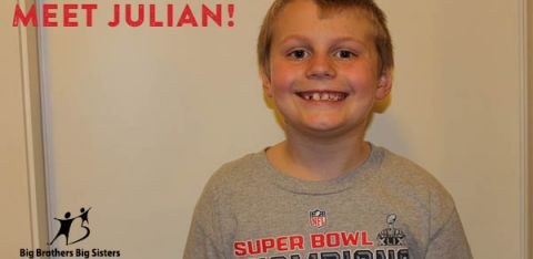 Let's Give Julian the Best Gift – A Big Brother!