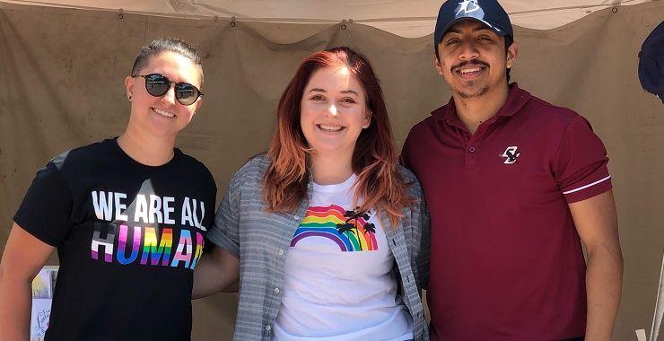A Proud BBBSMB Presence at the Boston Pride Festival