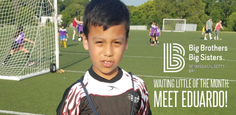 Waiting Little of the Month: Meet Eduardo!