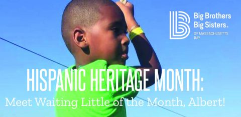 HISPANIC HERITAGE MONTH | Waiting Little of the Month: Meet Albert