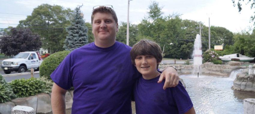 Graduation Highlight: Meet JR and Josh!