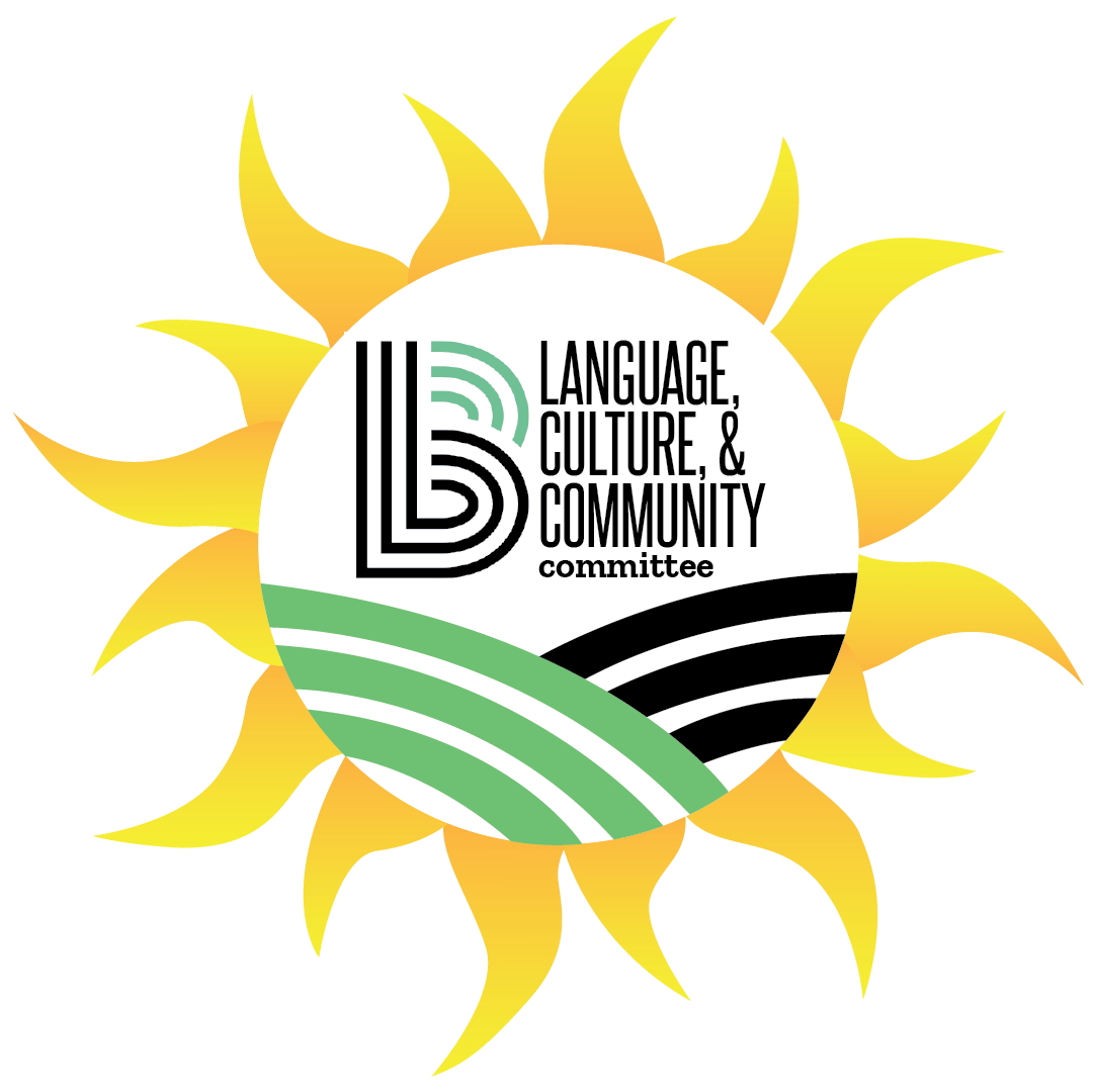 Language, Culture, and Community Committee (LC3)
